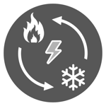 Temperature shock resistance